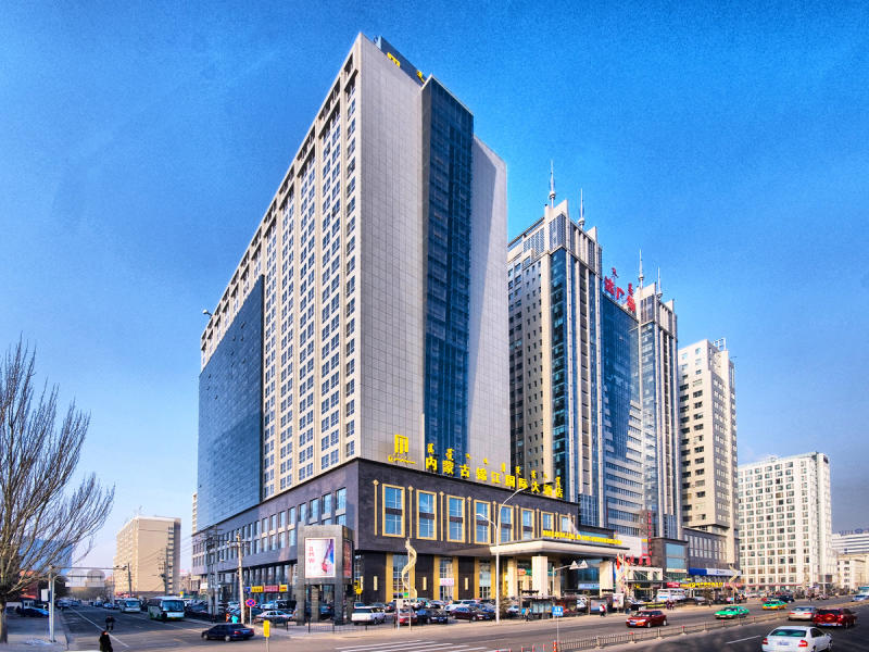 Inner Mongolia Jinjiang International Hotel Over view