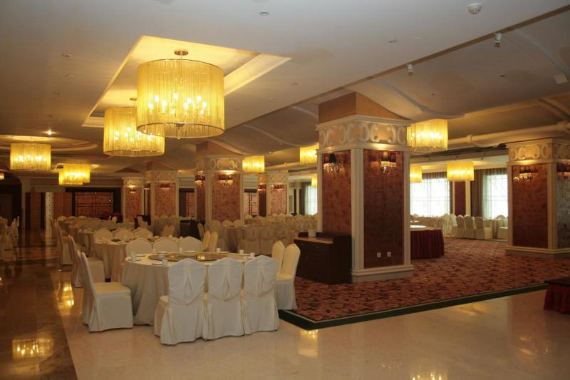 Inner Mongolia Jinjiang International Hotel meeting room